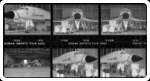 Original B-1 Rollout Contact Sheet