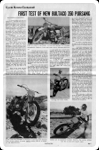 Bultaco Pursang test